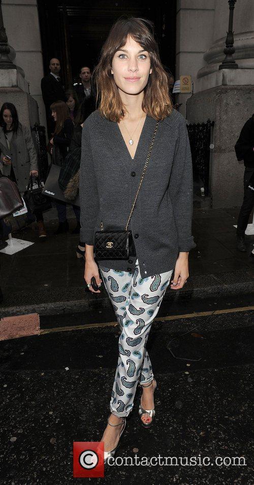 London Fashion Week Autumn/Winter 2012