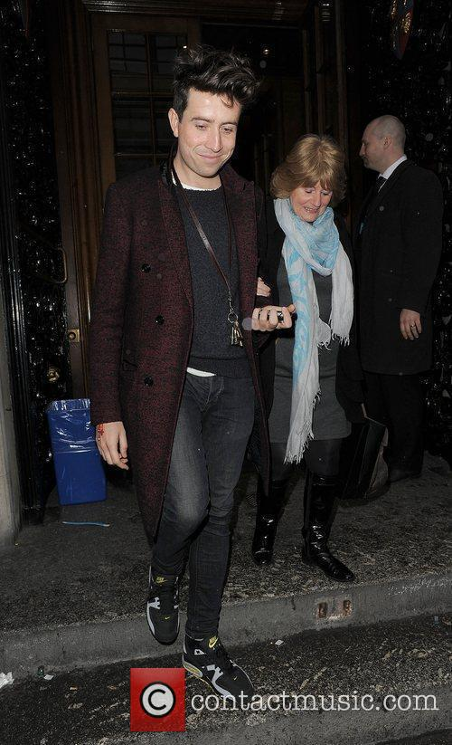 Nick Grimshaw and London Fashion Week 2