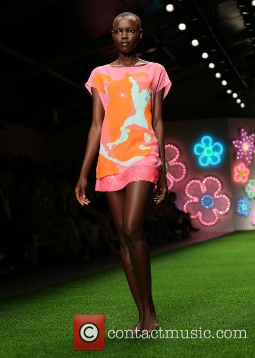 London Fashion Week Spring/Summer 2013 - Jasper Conran...
