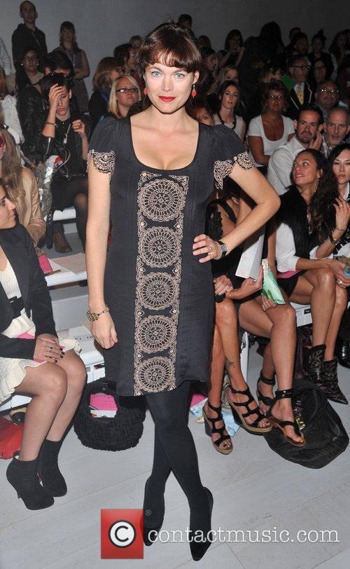 Jasmine Guinness London Fashion Week Spring/Summer 2013 -...