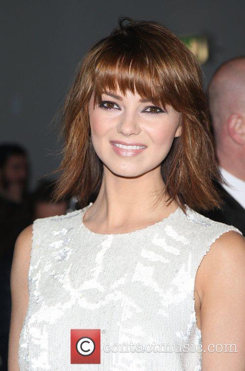 Kara Tointon and London Fashion Week 8