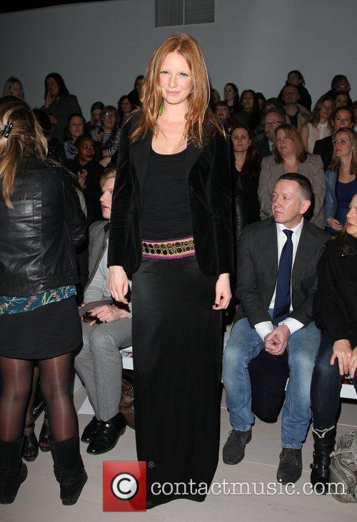 Olivia Inge and London Fashion Week 2