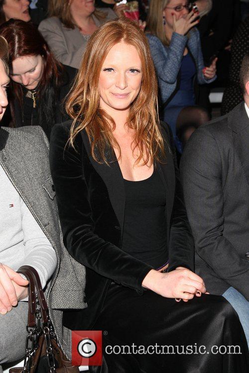 Olivia Inge and London Fashion Week 3