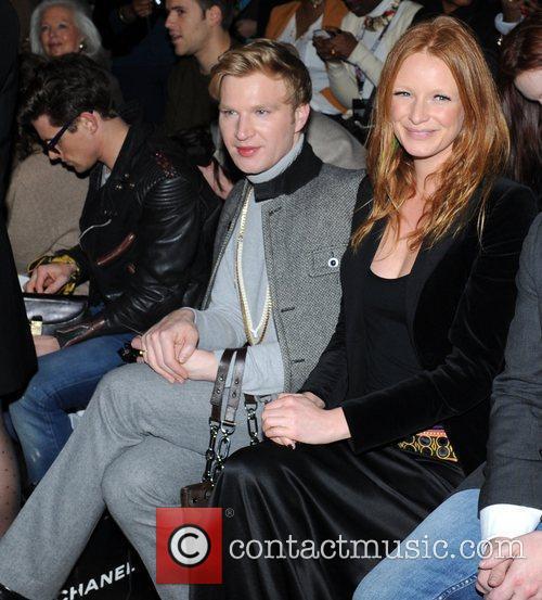 Olivia Inge and London Fashion Week 4