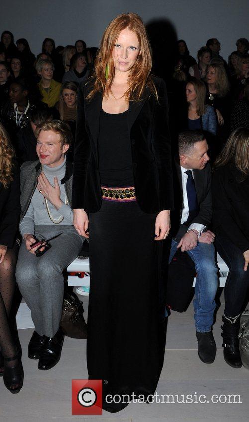 Olivia Inge and London Fashion Week 5