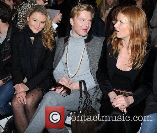 Olivia Inge and London Fashion Week 1