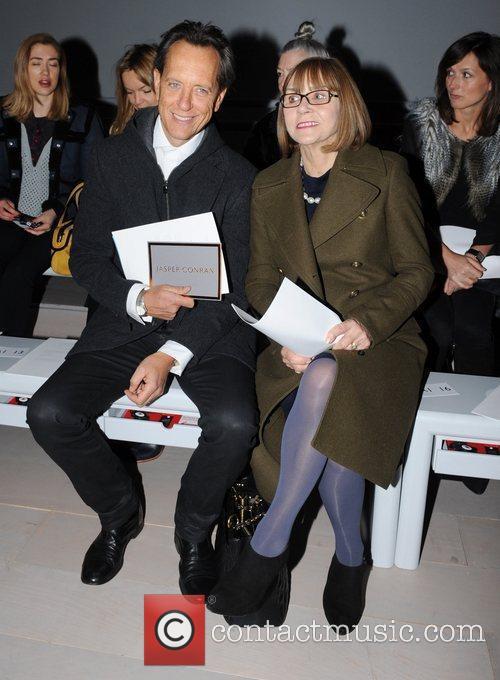 Richard E. Grant  London Fashion Week Autumn/Winter...