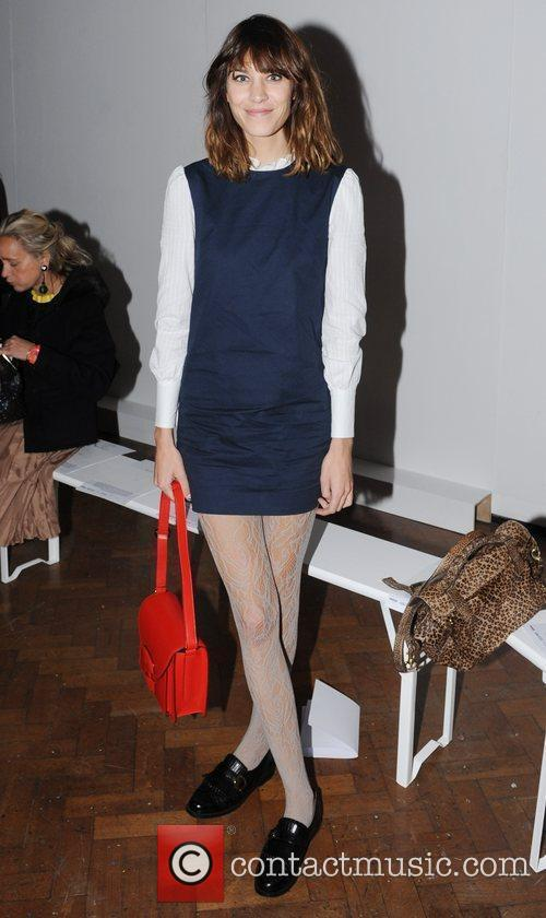 London Fashion Week - Autumn/Winter 2012 - JW...