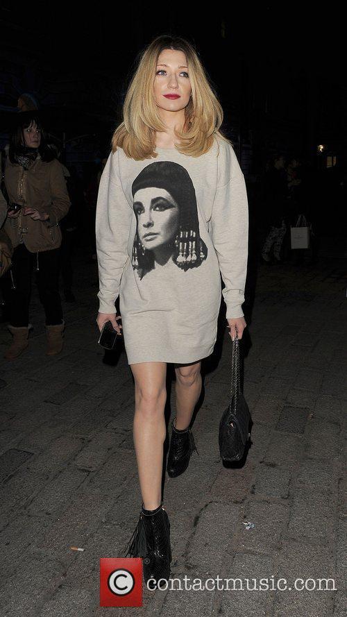 Nicola Roberts and London Fashion Week 3