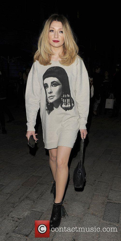 Nicola Roberts and London Fashion Week 4