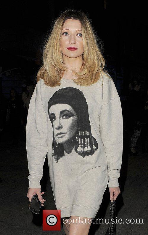 Nicola Roberts and London Fashion Week 5