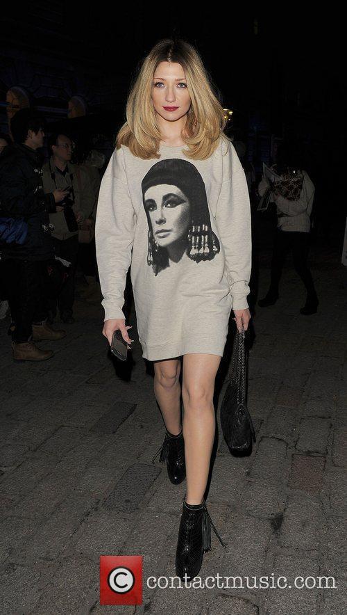 Nicola Roberts and London Fashion Week 6