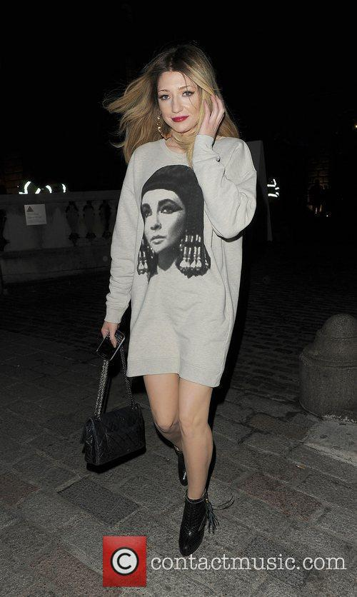 Nicola Roberts and London Fashion Week 10