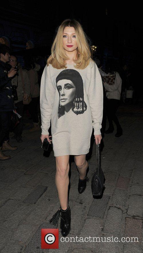 Nicola Roberts and London Fashion Week 11
