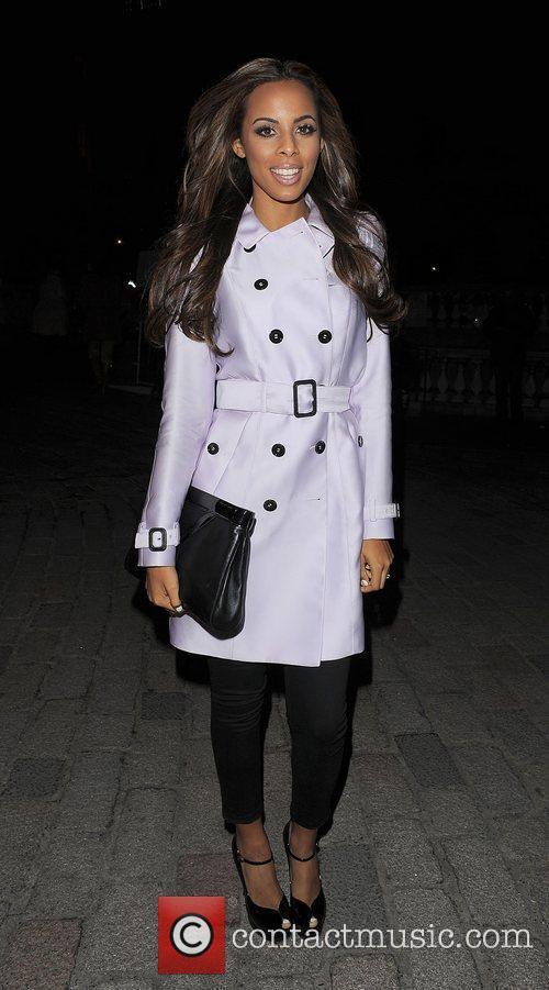 Rochelle Wiseman and London Fashion Week 2