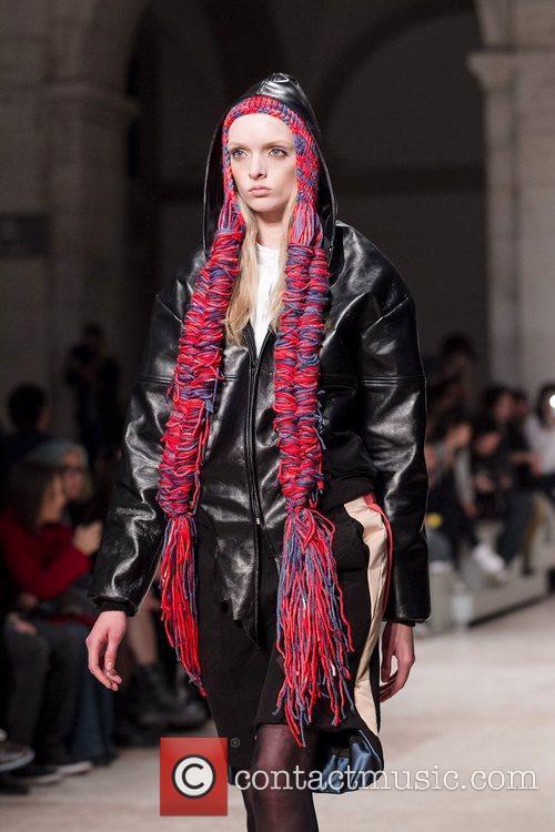 Lisbon Fashion Week – Spring/Summer 2012 - Maria...
