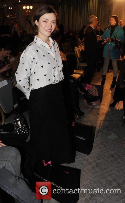 Camilla Rutherford and London Fashion Week 2