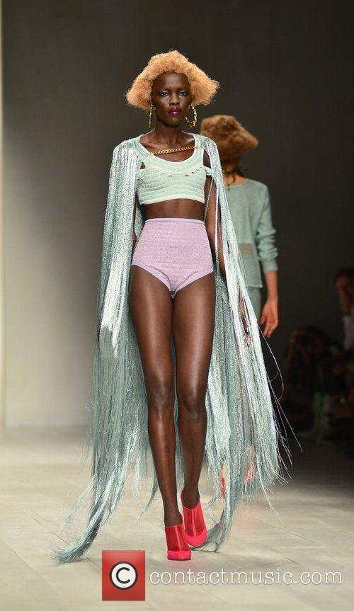London Fashion Week Spring/Summer 2013 - Mark Fast...