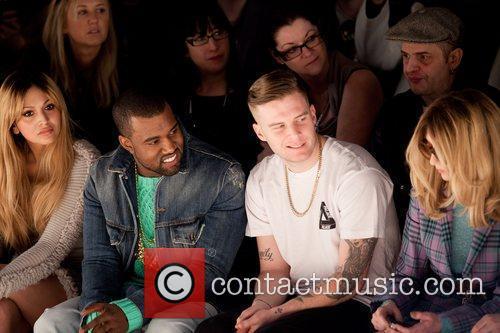 Zara Martin, Kanye West, Nicola Roberts London Fashion...