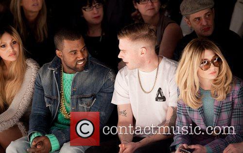 Kanye West, Nicola Roberts and London Fashion Week 7