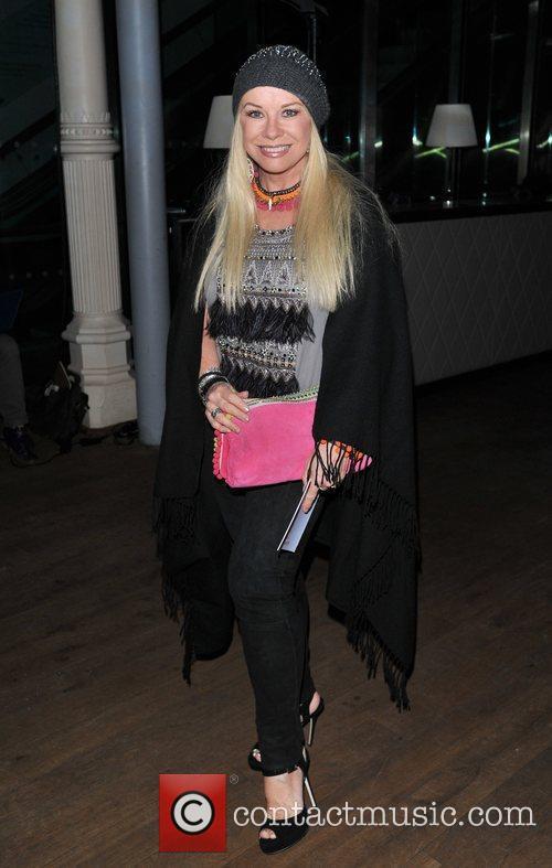 Pamela Stephenson and London Fashion Week 2