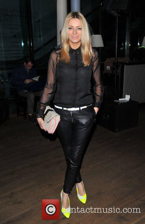 Tess Daly and London Fashion Week 2