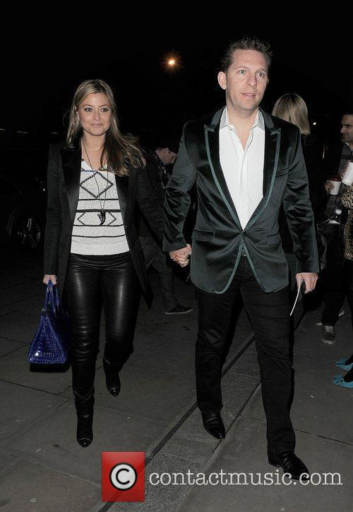 Holly Valance and London Fashion Week 3