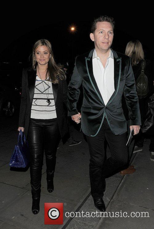 Holly Valance and London Fashion Week 7