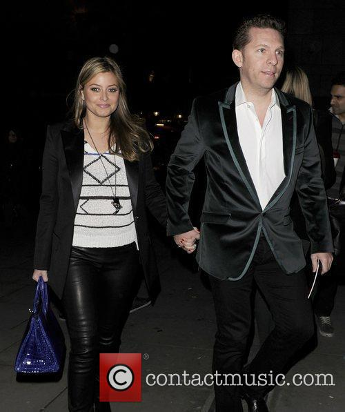 Holly Valance and London Fashion Week 9