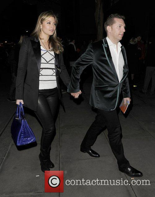 Holly Valance and London Fashion Week 11