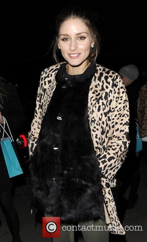 Olivia Palermo and London Fashion Week 6