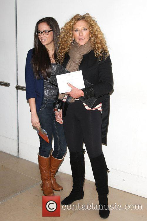Kelly Hoppen and London Fashion Week 1