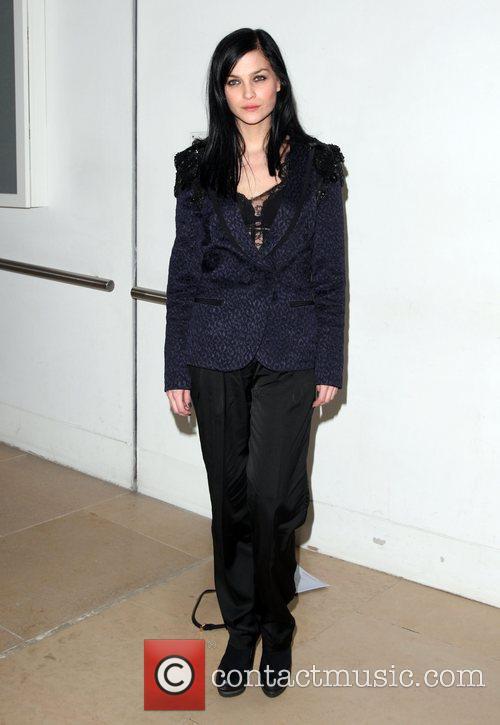 Leigh Lezark and London Fashion Week 3