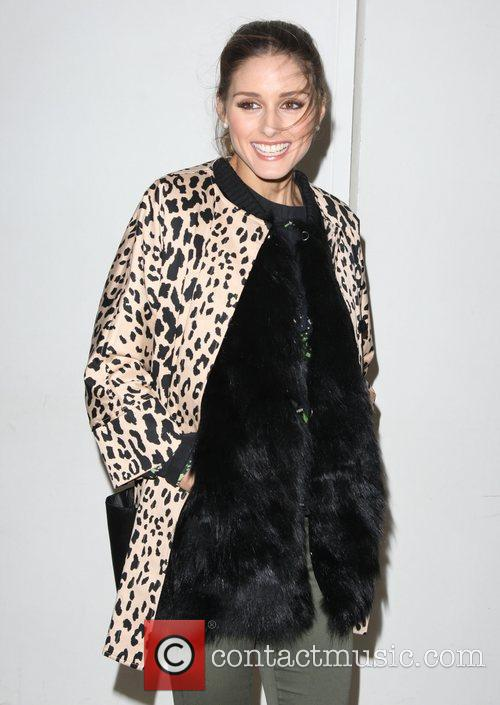 Olivia Palermo and London Fashion Week 4