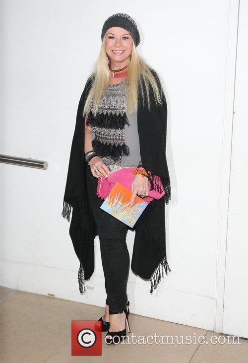 Pamela Stephenson and London Fashion Week 1