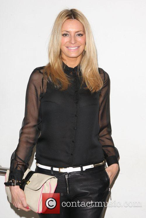 Tess Daly and London Fashion Week 3