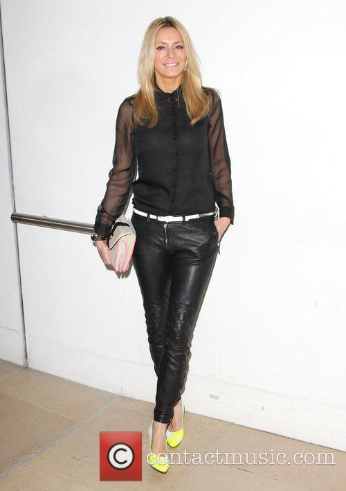 Tess Daly and London Fashion Week 4