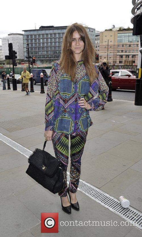 Jade Williams aka Sunday Girl London Fashion Week...