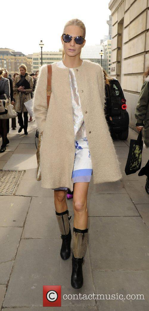Michael Van Der Ham Autumn/Winter London Fashion Show...
