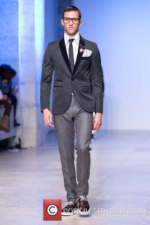 Lisbon Fashion Week – Spring/Summer 2012 - Miguel...