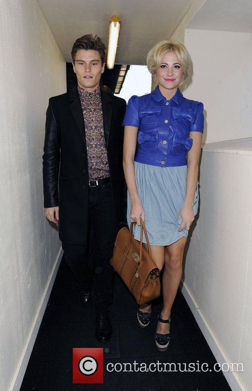 Pixie Lott and London Fashion Week 4