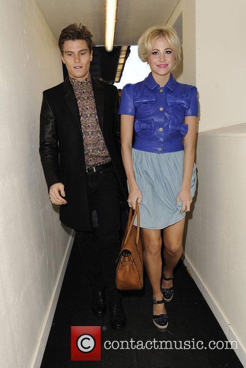 Pixie Lott and London Fashion Week 7