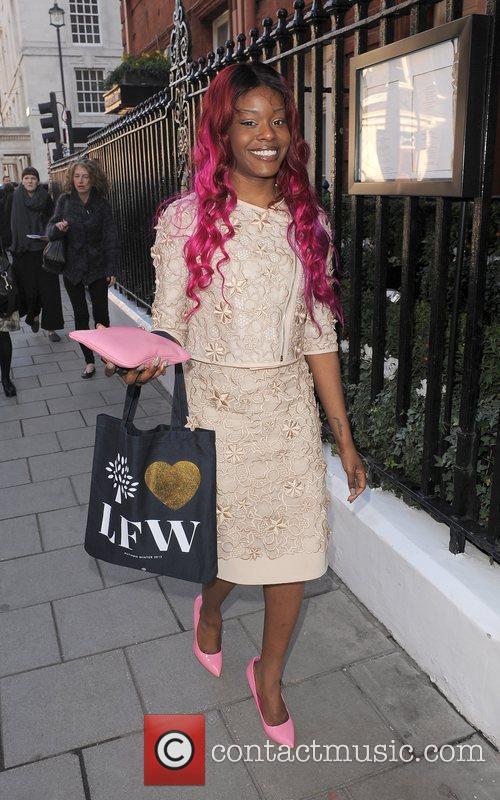 London Fashion Week 1