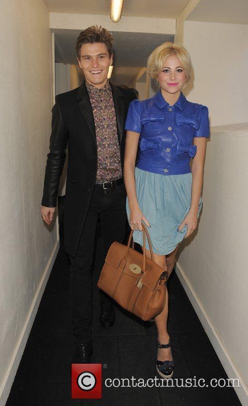 Pixie Lott and London Fashion Week 9