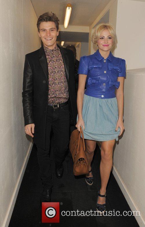 Pixie Lott and London Fashion Week 11