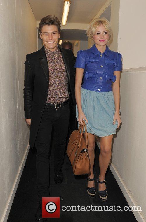 Pixie Lott and London Fashion Week 1