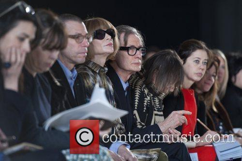Anna Wintour and London Fashion Week 2
