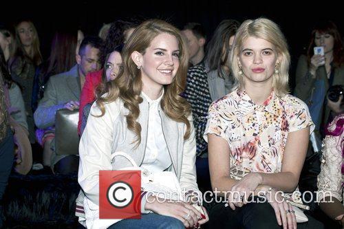 Lana Del Rey, Pixie Geldof London Fashion Week...