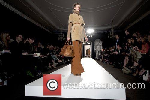 Model, Lana Del Rey and London Fashion Week 3