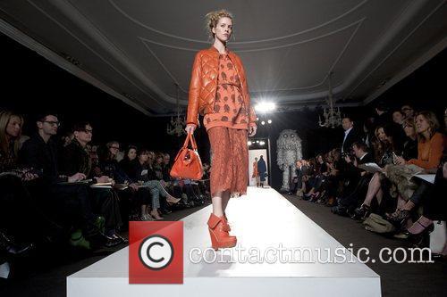 Model, Lana Del Rey and London Fashion Week 4